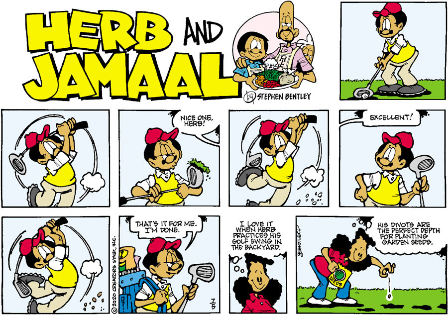 Herb and Jamaal for Jul 05, 2020