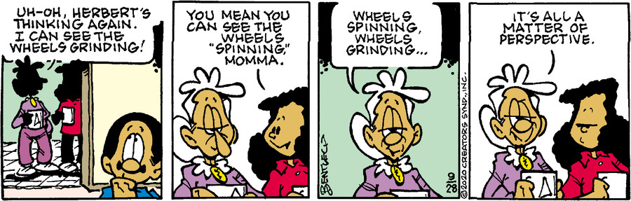 Herb and Jamaal for Sep 28, 2020