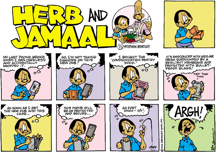 Herb and Jamaal for Sep 26, 2021