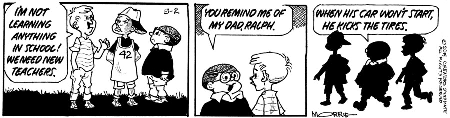 Wee Pals for Sep 02, 2014