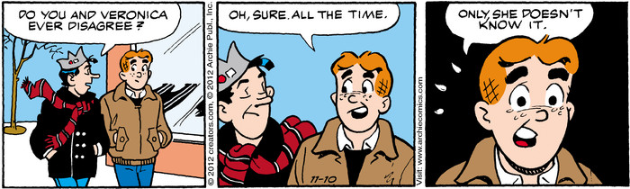 Archie for Nov 10, 2012