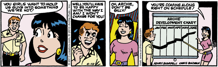 Archie for Jun 12, 2013