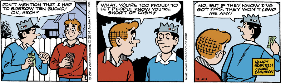 Archie for Sep 23, 2014