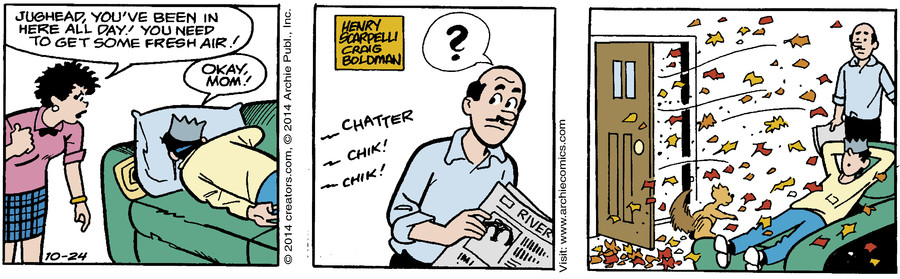 Archie for October 24, 2014
