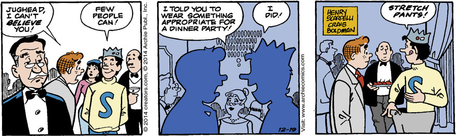 Archie for Dec 19, 2014