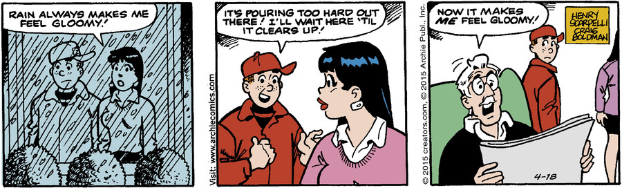 Archie for Apr 18, 2015