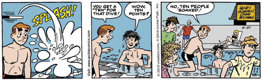 Archie for Jun 27, 2016
