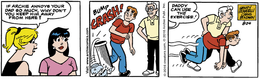 Archie for Aug 24, 2016