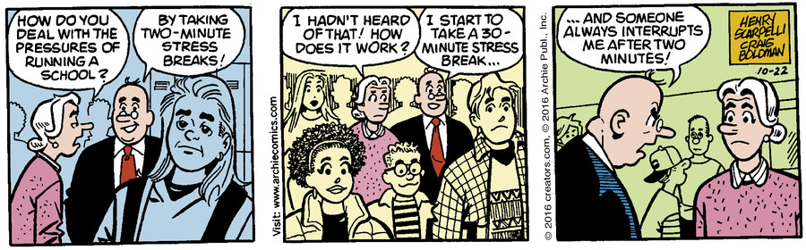 Archie for Oct 22, 2016