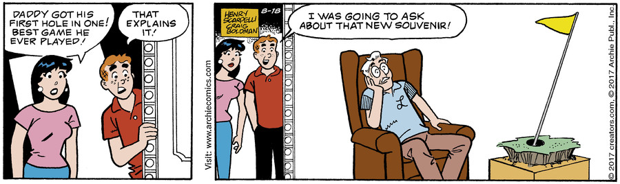 Archie for Aug 18, 2017