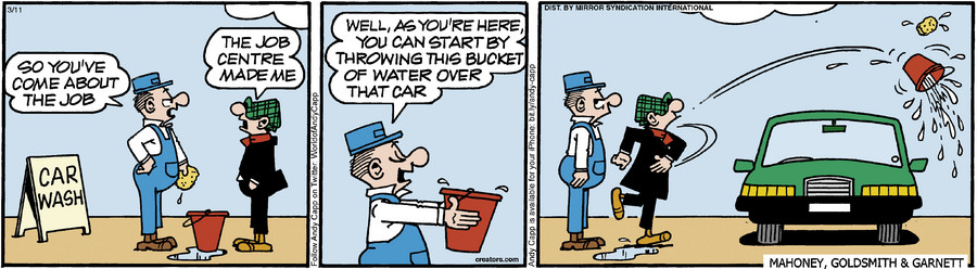 Andy Capp for Mar 11, 2014