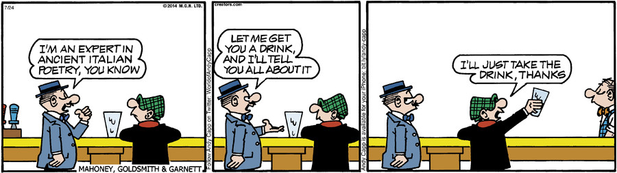 Andy Capp for Jul 24, 2014