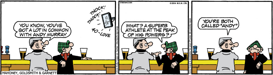 Andy Capp for Aug 07, 2014