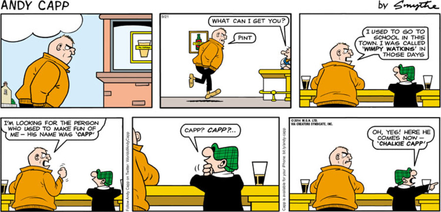 Andy Capp for Sep 21, 2014