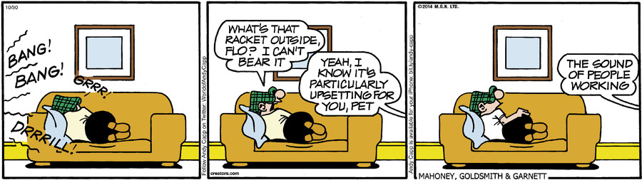 Andy Capp for Oct 30, 2014