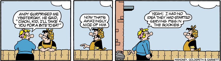 Andy Capp for Jul 01, 2015
