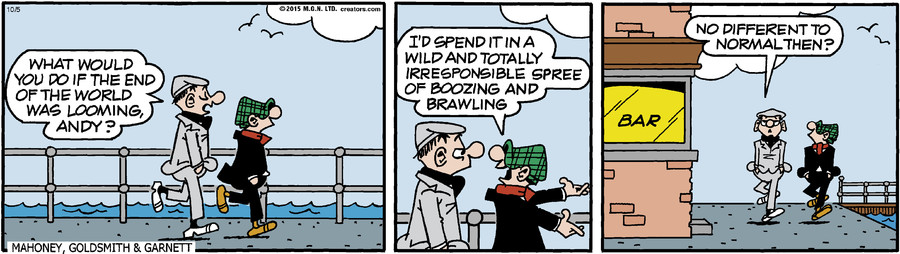 Andy Capp for Oct 05, 2015