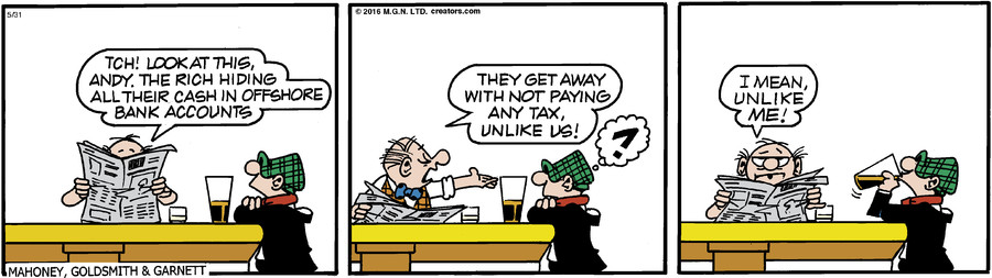 Andy Capp for May 31, 2016