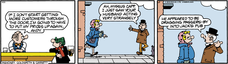 Andy Capp for Aug 29, 2016