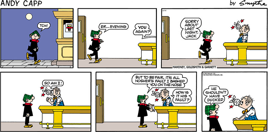 Andy Capp for 05/14/2017