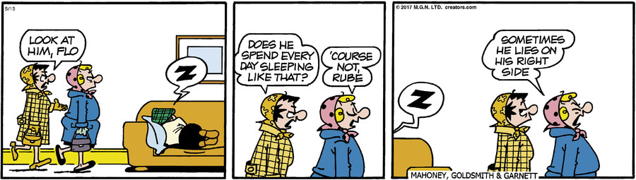 Andy Capp for 05/15/2017