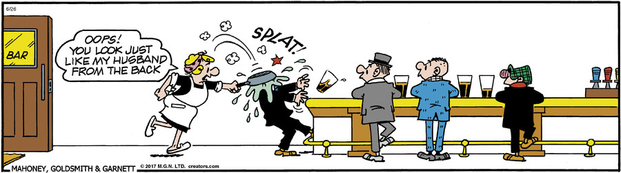 Andy Capp for Jun 26, 2017