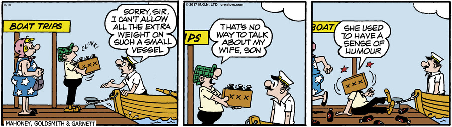 Andy Capp for August 18, 2017