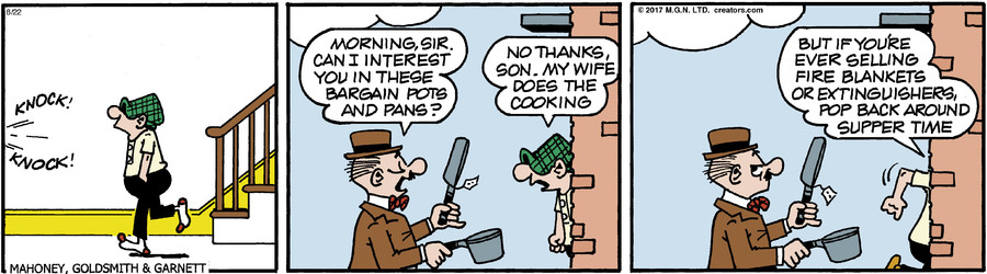 Andy Capp for Aug 22, 2017