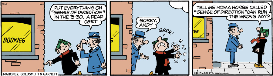 Andy Capp for Oct 20, 2017