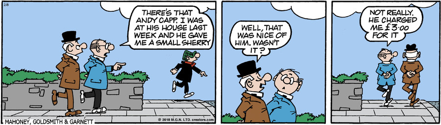 Andy Capp for 02/08/2018