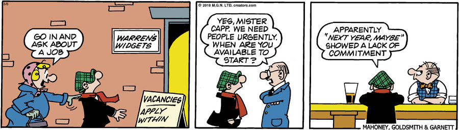 Andy Capp for 03/08/2018