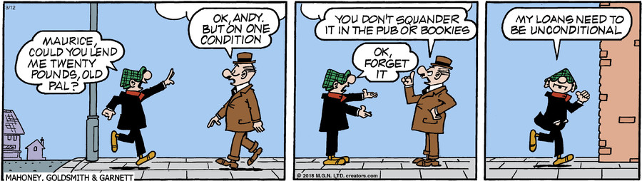Andy Capp for 03/12/2018
