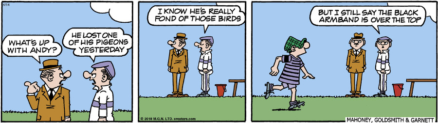 Andy Capp for 04/14/2018