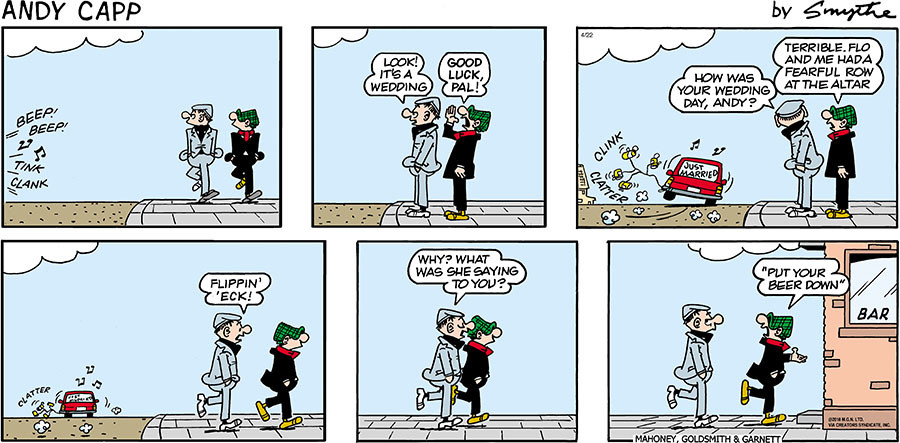 Andy Capp for Apr 22, 2018