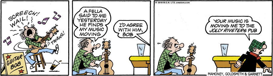 Andy Capp for Aug 21, 2018