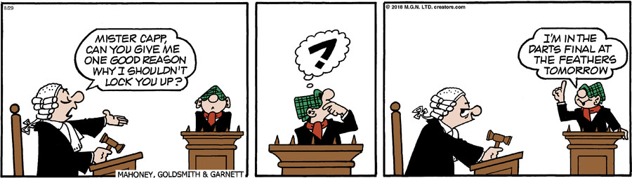 Andy Capp for 08/29/2018