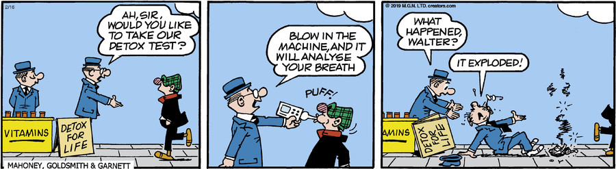 Andy Capp for Feb 16, 2019