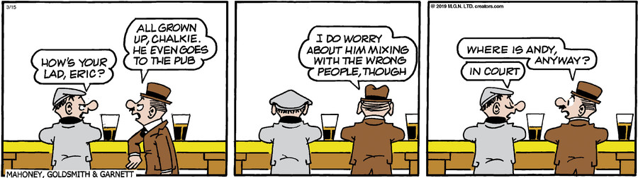 Andy Capp for Mar 15, 2019