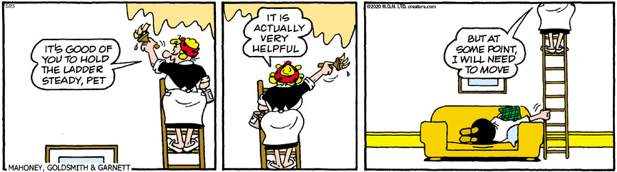 Andy Capp for May 23, 2020