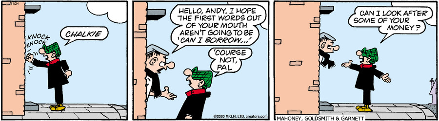 Andy Capp for Nov 24, 2020