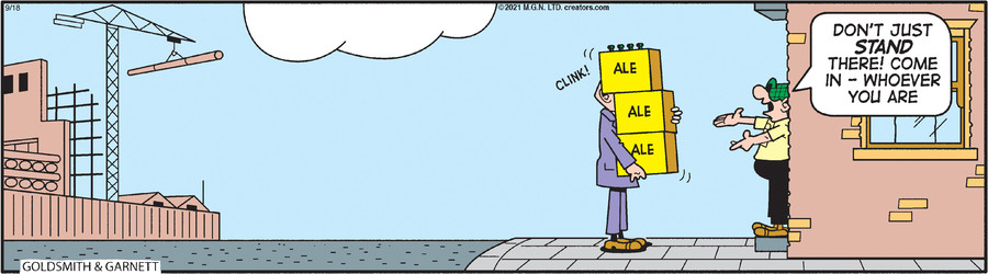 Andy Capp for Sep 18, 2021