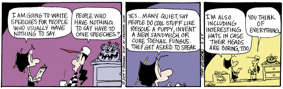 Agnes for March 25, 2019