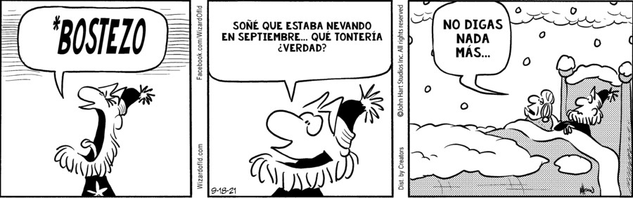 Wizard of Id Spanish for Sep 18, 2021