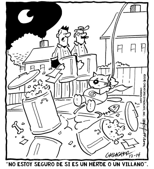 Heathcliff Spanish for Dec 14, 2019