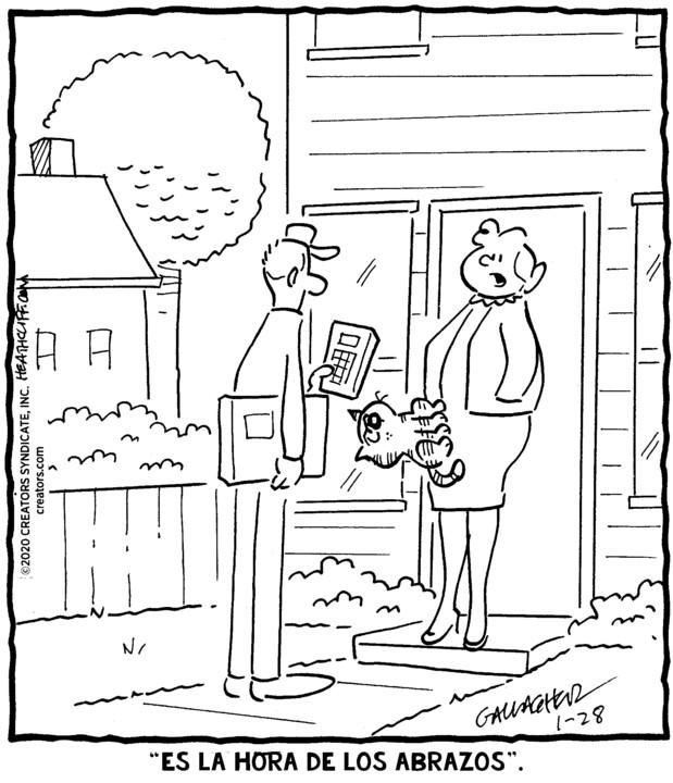 Heathcliff Spanish for Jan 28, 2020