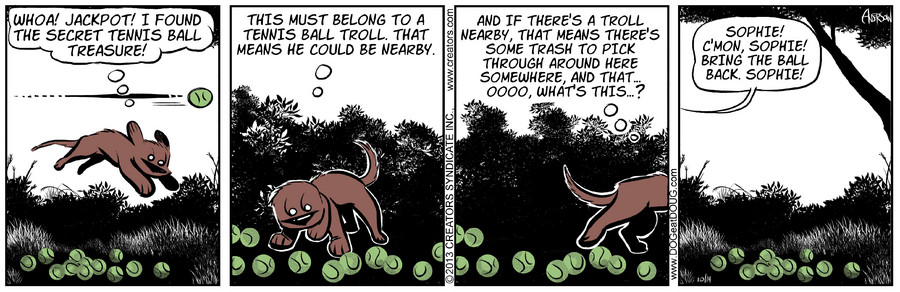 Dog Eat Doug for 10/14/2013