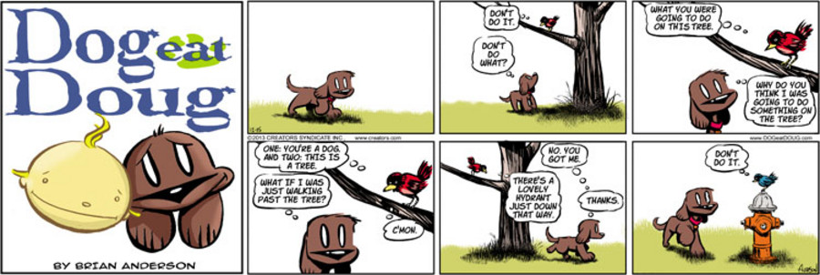 Dog Eat Doug for Dec 15, 2013