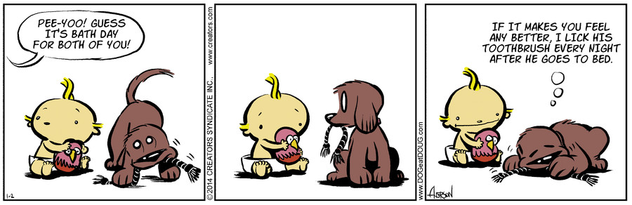 Dog Eat Doug for Jan 02, 2014