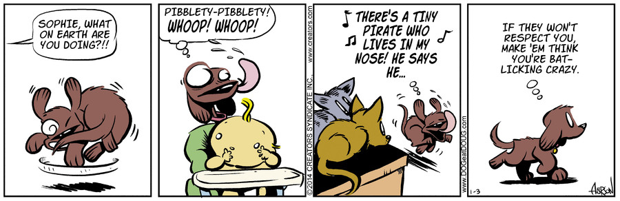 Dog Eat Doug for 01/03/2014
