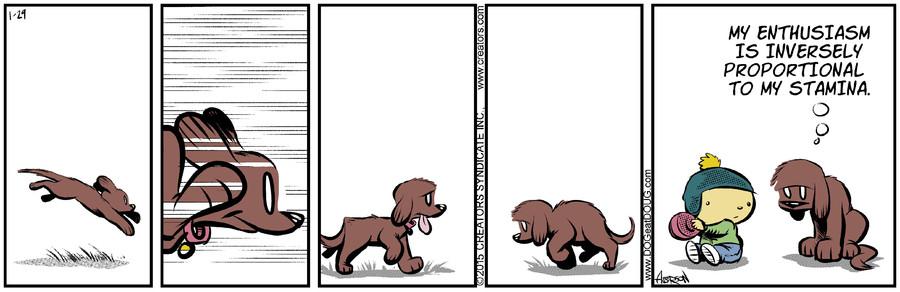 Dog Eat Doug for Jan 29, 2015